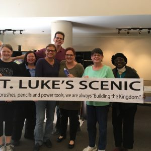 1. St. Luke's Scenic VolunteersB