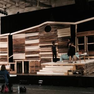 Stage Installation